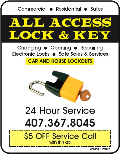 Locksmith in Lake Mary