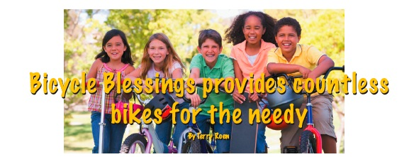Bicycle Blessings | Donation Bicycles for the Needy