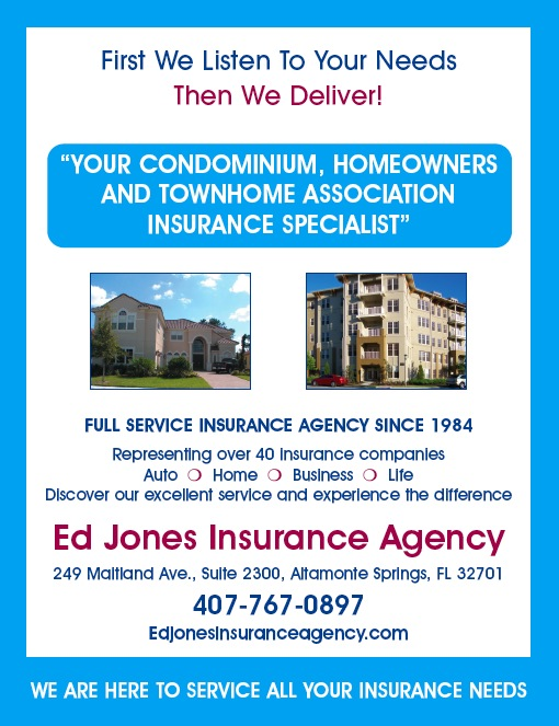Edward Jones Insurance | HOA, Condos and Townhouse Insurance