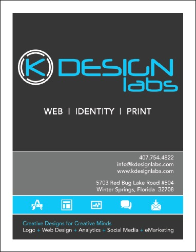 Logo and Web Design in Lake Mary Florida