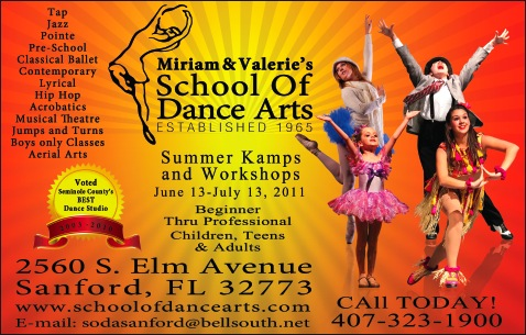 Miriam and Valeries School of Dance