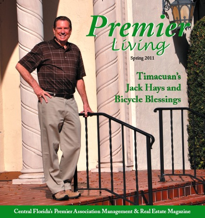 Premier Living Magazine from Premier Association Management