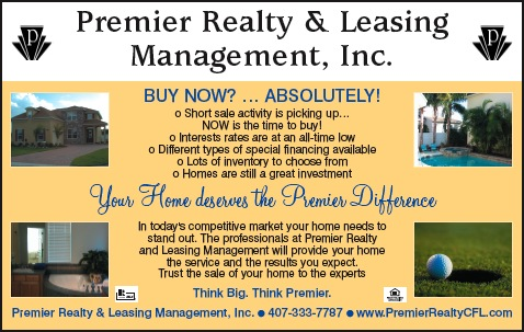 Premier Realty and Leasing