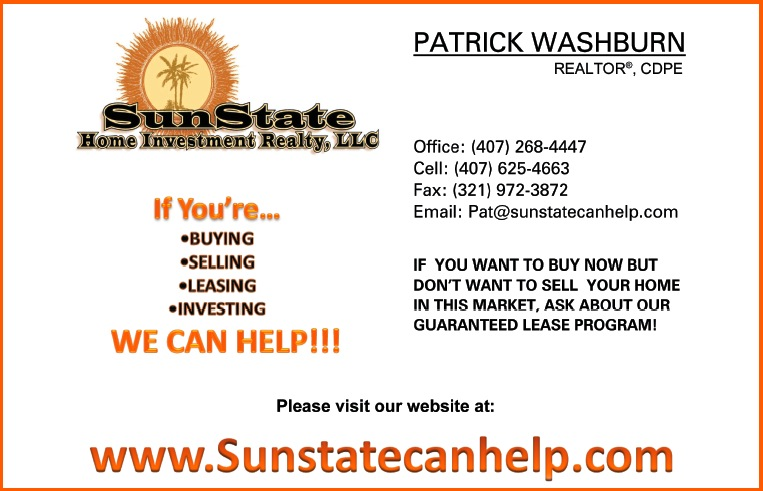 Sun State Home Investment