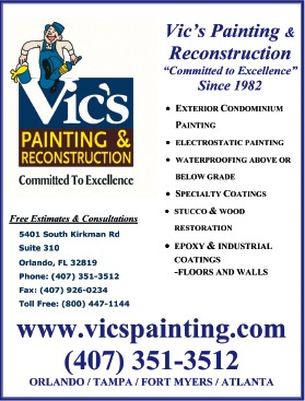 Vics Painting and Restoration | Home and Condo Painting