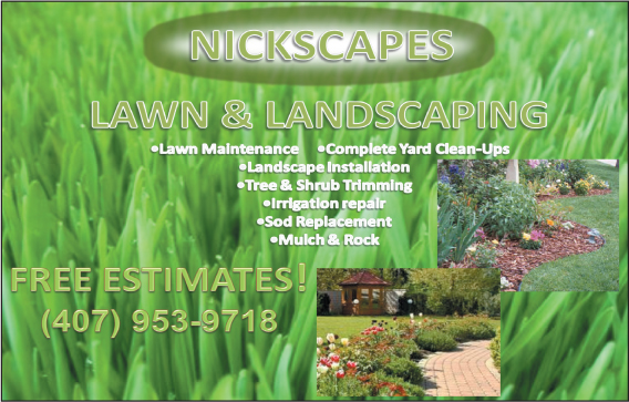 Lawncare and Landscaping
